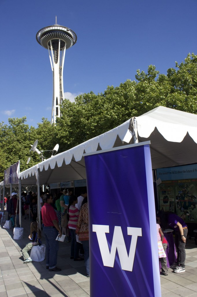 Seattle Science Festival - 1
